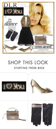 """""""DLR 6"""" by car69 ❤ liked on Polyvore featuring Anja, Seletti, Consuelo, Jimmy Choo, Valentino and dlr"""