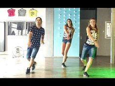 Can't stop the feeling - Justin Timberlake - Easy Fitness Dance Choreography…