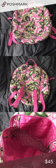 Vera Bradley backpack Vera Bradley backpack very good condition Bags Backpacks