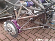 DJM Motorsport || EVO Project Car