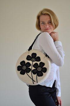 Crochet Bag. / Saco de Crochê.