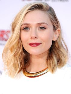 Why Elizabeth Olsen Says She'll Never Get On Social Media via @WhoWhatWear