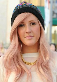 Im going to dye my hair this color