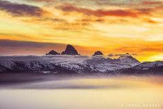 Above the Haze | Beauuutttiiiffuull