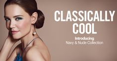 Pretty Blossom: Navy & Nude Collection from Bobbi Brown Summer 2013