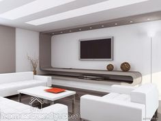 minimalist living room