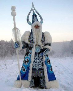 Chysh Khan, the Bull of Frost – the winter king of northeast Siberia