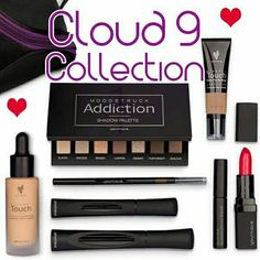 Wow what an amazing collection :-) this collection boasts some of youniques best products at a great price.  Cloud 9 collection includes: *minerals touch liquid foundation *minerals addiction shadow palette *moodstruck 3D fibre lashes+ *precision eyebrow