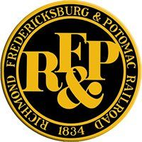 Richmond Fredericksburg & Potomac R.R.. 1836 - 1991.  It is now the RF&P Subdivision of the CSX Transportation system