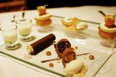 Costes Dessert Plate #dessert #sweet #icecream