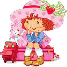 strawberry shortcake images clipart | Strawberry Shortcake Baby ...