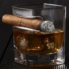 Buy the Corkcicle Cigar Glass at Wine Enthusiast – we are your ultimate destination for wine storage, wine accessories, gifts and more! Whiskey Glasses, Cigars And Whiskey, Good Cigars, Pipes And Cigars, Whiskey Label, Whisky Bar, Whiskey Decanter, Cigar Humidor, Cigar Bar