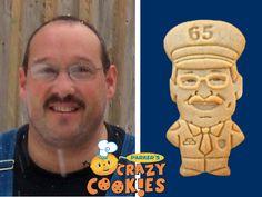 Firefighter Retirement - Party - Surprises - Custom Cookies - Unique Favors