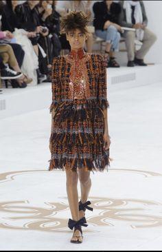 Chanel   Paris   Inverno 2015 HC