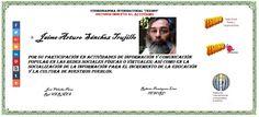 TESORO. Jaime Arturo Sánchez Activismo social