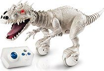 Zoomer Dino, Jurassic World INDOMINUS REX - $36.85! - http://www.pinchingyourpennies.com/zoomer-dino-jurassic-world-indominus-rex-36-85/ #Amazon, #Zoomerdino