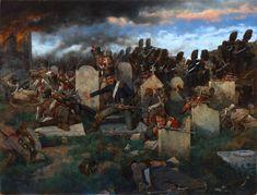 Keith Rocco: Plancenoit, 1815. http://www.elgrancapitan.org/foro/viewtopic.php?f=21&t=11680&p=882158#p881581