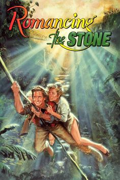 romancing the stone - Google Search