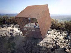Gallery of Tip-Box Balances Vertigo and Nature in Montpellier's Mountains - 4