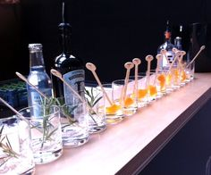 Exklusives Gin & Tonic Tasting auf der Finest Spirits & Beer Convention 2014 in Bochum