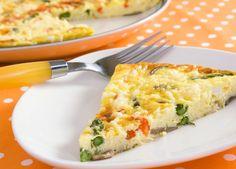 Salmon Asparagus Frittata Recipe   MarketPlace IGA