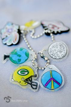 Design your own shrinky dinks... Great gift for Grandma... She loved it!