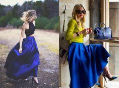 Scarpe da abbinare a vestito blu 24