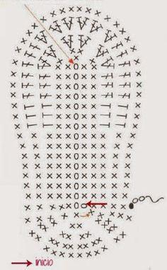 La Magia del Crochet: ZAPATITOS PARA BEBÉ DE 6 A 9 MESES  Conoce más de los…