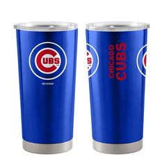 Chicago Cubs Travel Tumbler 20oz Ultra Blue