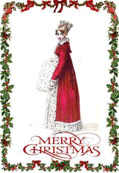 a Christmas card I made last year!