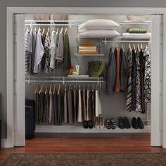Closet Systems Organizers