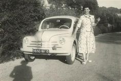 Renault 4 cv 'Affaires'