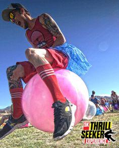 Stunt Run in September - so fun - get the promo code!!! http://things2doinutah.com/stunt-run-couponpromo-code/