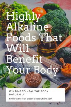 Highly Alkaline Foods That Will Benefit Your Body. Health Diet, Health And Nutrition, Raw Food Recipes, Healthy Recipes, Crockpot Recipes, Fast Weight Loss Diet, Lose Weight, Anti Inflammatory Recipes, Alkaline Foods
