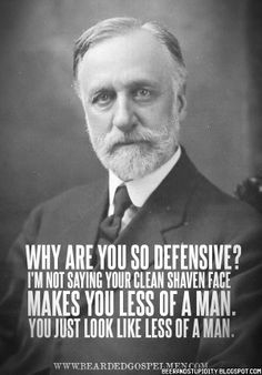 bearded quotes - Google Search