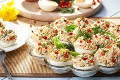 5 idei de ouă umplute pentru masa festivă de Paște - Retete culpinare - Romanesti si din Bucataria internationala