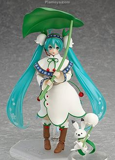 Hatsune Miku - Snow Miku Snow Bell Ver. - figma