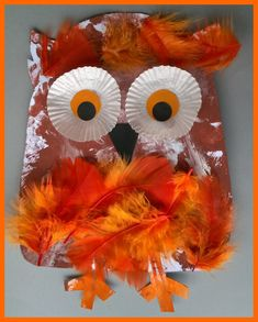 LE BEL HIBOU A PLUMES | ASSISTANTE MATERNELLE AGREEE A SAULCHERY 02310 Fall Crafts, Crafts For Kids, Harry Potter Quidditch, Baby Sister, Woodland Party, Holiday Cocktails, Activities For Kids, Childhood, Animation