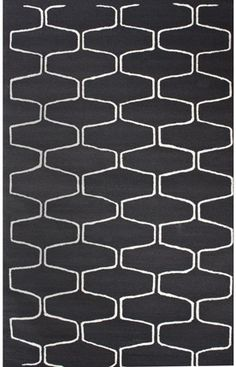 Living room rug? Trellis charcoal