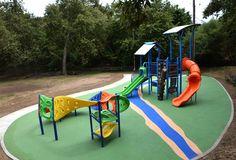 New Playground Equipment for Bohnett Park - Public News - Santa Barbara Edhat