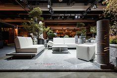 Sofa Living Granite - un prodotto studiato e realizzato su misura per essere bello, funzionale e comodo!