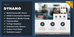 Dynamo - Multi-Purpose Business WordPress Theme