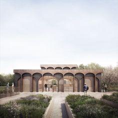Forbes Massie / 3D Visualisation Studio / London - Work - Duggan Morris /Wilderness