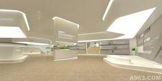 willow·莱克展厅设计 - 上海展示空间设计作品 – 方案 – 经典案例 - 中华室内设计网上海站 - 上海室内设计网_上海室内设计装修装潢_上海室内设计师_设计公司
