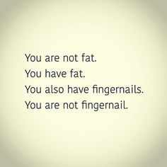 "#motivation You don't want to lose a fingernail but you want to lose the fat... Moral of the story ""You are fat...lose that shit""..."