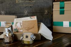 StudioWed Box Giveaway - Rustic Wedding Chic