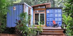 It Looks Like A Rusty Shipping Container, But You Have To See It From The Inside. And Then …. WHOA!