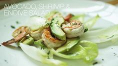 Avocado, Shrimp & Endive Salad on Vimeo