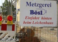 Metzgerei und Leichenhaus - Joint Venture