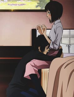 Tachibana Mei and Kurosawa Yamato (Suki-tte Ii na yo) by asuka